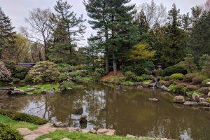 japanese garden in fairmount park philadelphia