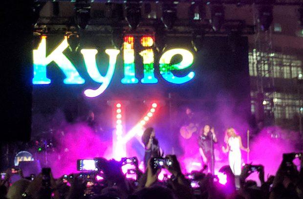 kylie minogue nyc pride 2018 pride island
