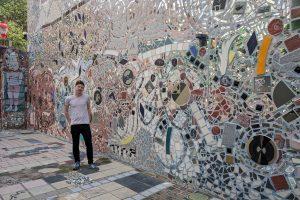 Magic Gardens - Philadelphia Art Gallery