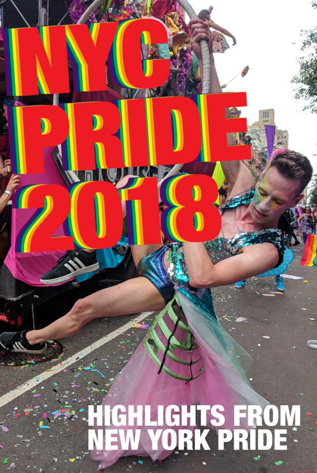 NYC Pride Highlights