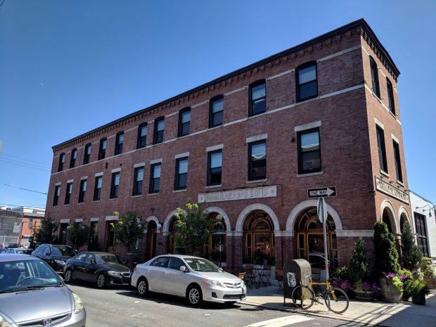 Wm. Mulherin's Sons - Philadelphia Hotel