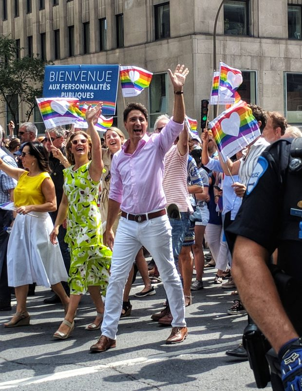 Fierté MTL Pride 2018 - Travels of Adam - Gay travel blog