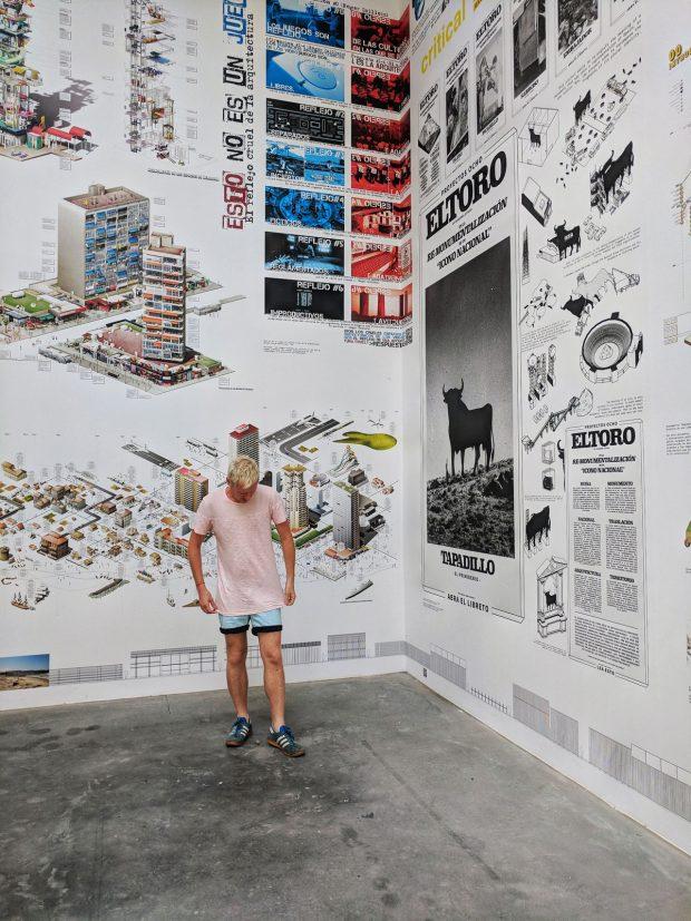 Biennale Architettura 2018 Venice - Travels of Adam