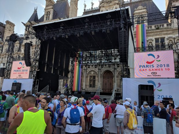 Paris 2018 - Gay Games - LGBT culture in Paris