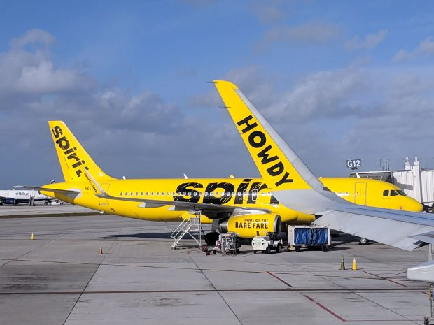 Spirit Airlines - First Time