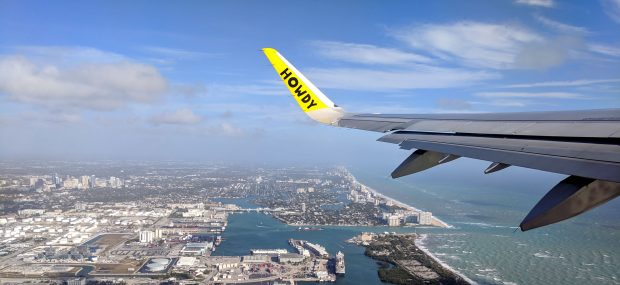 Spirit Airlines Fort Lauderdale