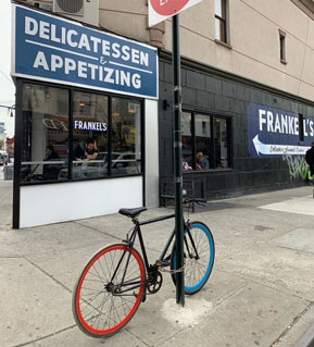 Frankels Delicatessen - Jewish Deli in Brooklyn Greenpoint