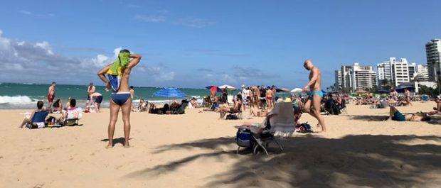 San Juan Gay Beach Condado