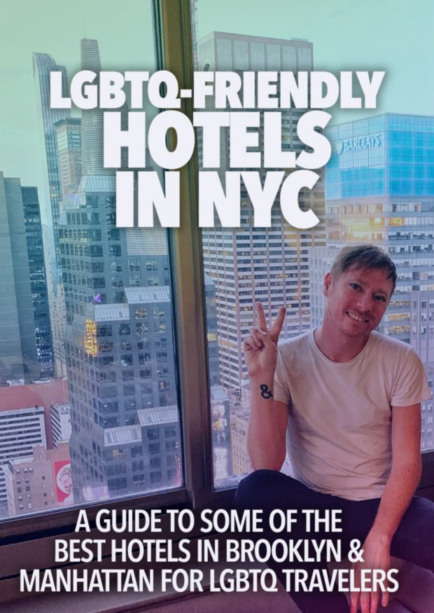Gay Hotels in NYC
