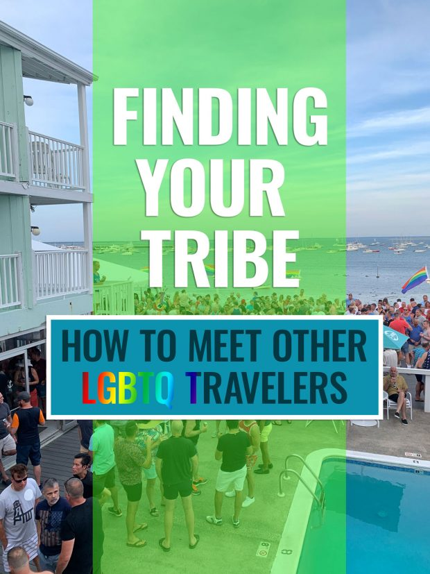 How to meet LGBTQ Travelers