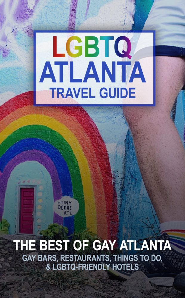 LGBTQ Atlanta Travel Guide (pinterest)