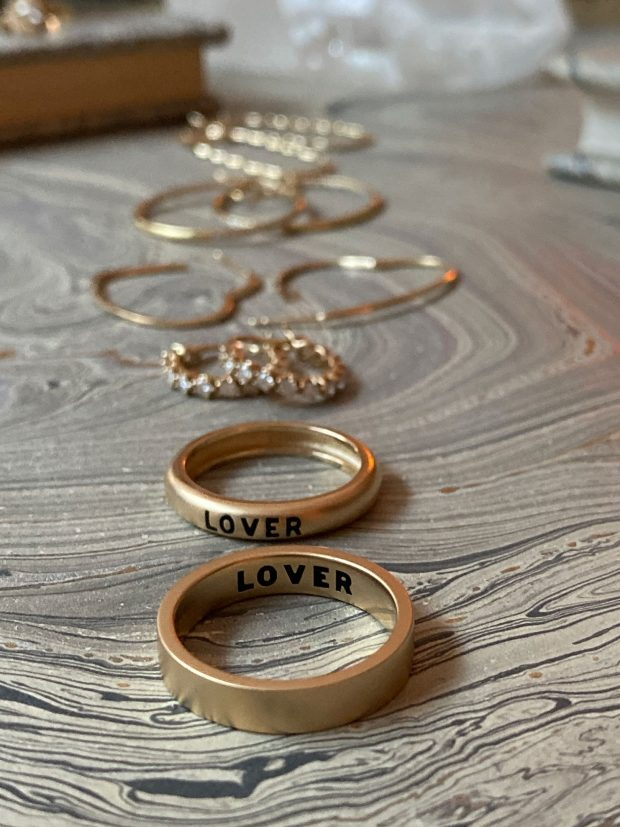 nora kogan jewelry rings lover